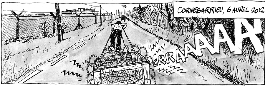 CRA 01 (prologue) planche 1 strip 2
